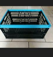 Metallstift Transportbox Einkaufsbox Einkaufskorb