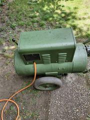 BBC Schweissumformer Typ GSMr 375
