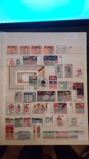 Briefmarken Sammlungsauflösung