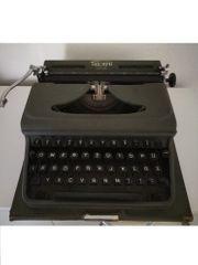 Schreibmaschine Koffer- Triumph Durabel