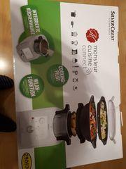 Küchenmaschine Silvercrest Monsieur Cuisine Connect