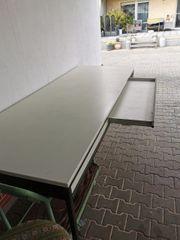 Großablage-Schreibtisch