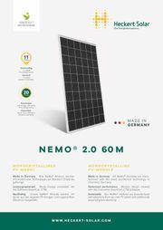 9 75 kWp 30X Solarmodule
