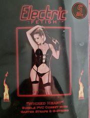 Sexy Corset mit Straps in