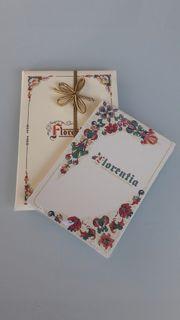 NEU Schmuckblätter Schmuckblock originalverpackt DIN
