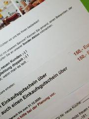 EINKAUFSGUTSCHEIN 150 POCO BIBERACH BEI