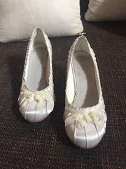 Schuhe zum Brautkleid