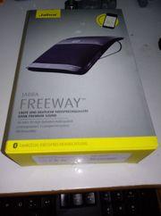 Bluetooth-Kfz-Freisprecheinrichtung Jabra Freeway HFS100 -sprachg