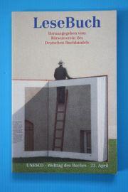 LeseBuch - Unesco Welttag des Buches