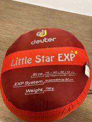Verkaufe Kinderschlafsack von Deuter