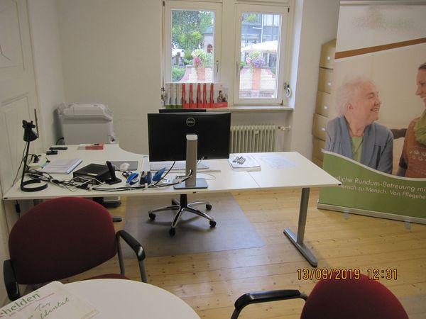 Repräsentativer Büroraum in zentraler Lage