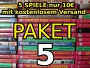 Wimmelbild PC Spiele Sammlung - z
