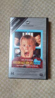 3 VHS Video von Kevin