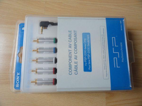 Neue original Sony PSP-2000 Component