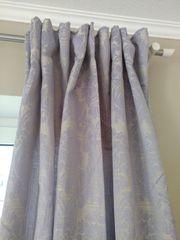 Vorhang für Stange oder Schiene