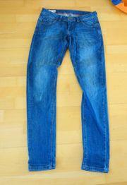 NEUWERTIGE dunkelblaue Jeans Ultra Soft