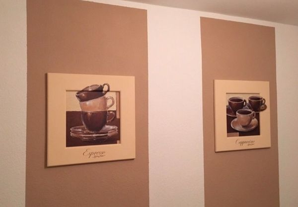 2 Wandbilder Esszimmer Küche Bild In Hamburg Dekoartikel Kaufen