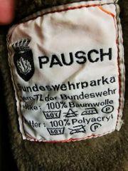 original Bundeswehr Parka Grösse 50
