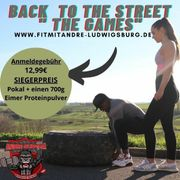 Otudoor Training Sonntag Back to