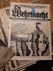 Zeitung Die Wehrmacht