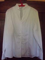 Elegante Bluse mit Stehkragen Franco