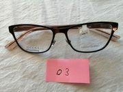 3 - Brillengestell von Gucci gleitsichtfähig