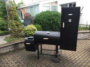 BBQ FriesStyle Smoker mit SFB