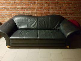 Bild 4 - Sofa Garnitur 3-er 2-er Sessel - Machalke - Ense