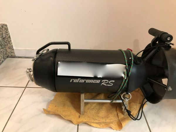 Bonex Reference RS Scooter mit