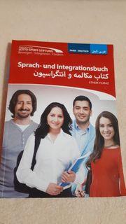 Sprach-Integrationsbuch Deutsch-Farsi Wörterbuch DaZ