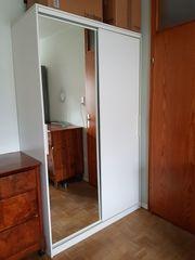 IKEA MORVIK Kleiderchrank 205x120x60