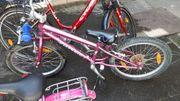 Mädchen Fahrrad Mountainbike 18Zoll