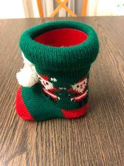 Stiefel Nikolaus Weihnachtsmann befüllbar