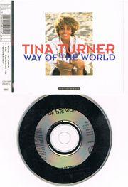 MAXI CD - Tina Turner - Way