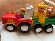 Traktor von Mattel fisher price