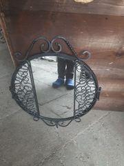 geschmiedeter Spiegel
