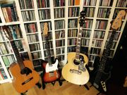 Gitarrenunterricht in München Schwabing