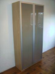 Ikea Pax Birke mit Drammen-Türen
