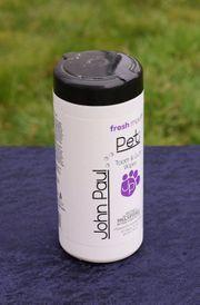 John Paul Pet Fresh Wischtücher