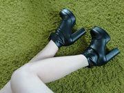 Sexy High Heel Sandalen und