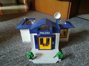 Playmobil Polizeirevier mit Gefängnis 3159