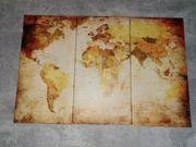 Weltkarte Bild