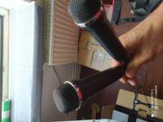 2 Mikrofone für fast alle