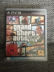 PS3 Spiel Grand Theft Auto