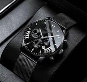 Uhren Männer Einfache Business Quarz