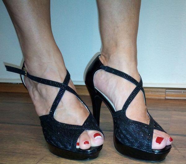 High Heels NEU Größe 38