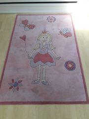 Kinderteppich Prinzessinnen