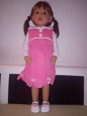 Künstler Puppe 78 cm