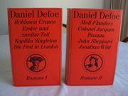 Gesammelte Romane in zwei Bänden