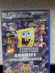 Spongebob Schwammkopf ps2